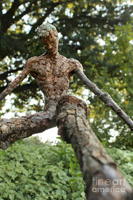 Ent Sculpture - Travail by Adam Long