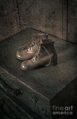 Old Boot Digital Art - Travelling by Svetlana Sewell