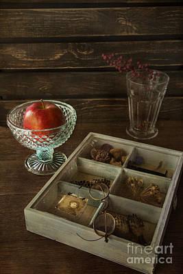 Treasure Box Photograph - Treasures by Elena Nosyreva