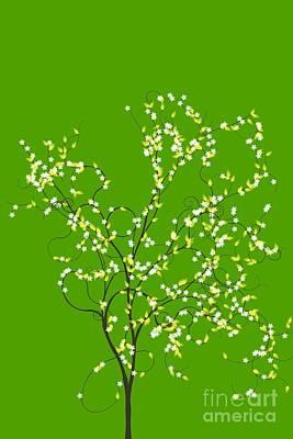 Charles Digital Art - Trees Of Life by Charles Dobbs