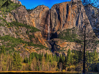 Triple Falls Original by Stephen Campbell
