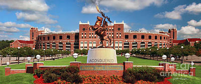 Florida State Photograph - Unconquered by John Douglas