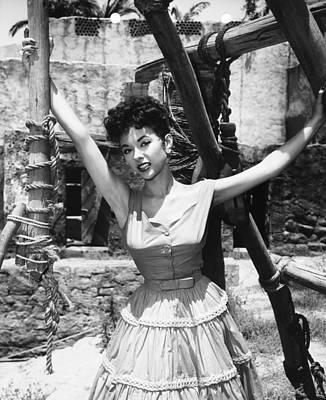 1950s Portraits Photograph - Untamed, Rita Moreno, 1955. Tm & by Everett