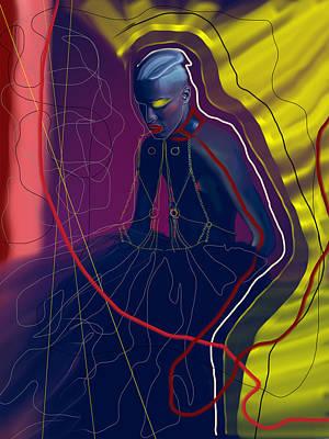 Moral Digital Art - Untitled  by Maria  Lankina