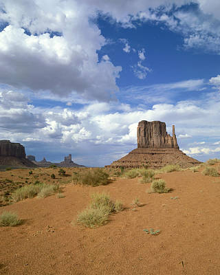 Usa, Arizona, Monument Valley, Navajo Print by Tips Images