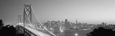 Usa, California, San Francisco, Bay Print by Panoramic Images