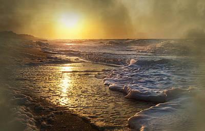 Turbulent Photograph - Vacant Paradise by Betsy C Knapp