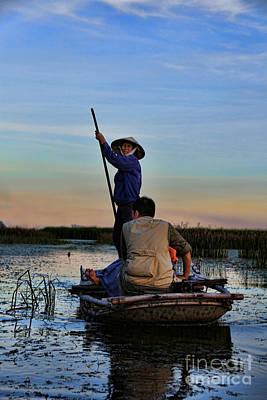 Binh Photograph - Van Long IIi by Chuck Kuhn