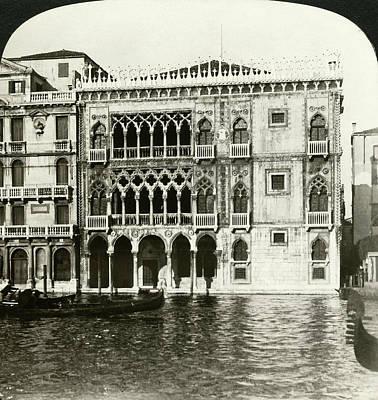 Venice Ca Painting - Venice Ca' D'oro, 1902 by Granger