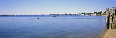 Cape Cod Photograph - View Of Ocean, Provincetown, Cape Cod by Panoramic Images