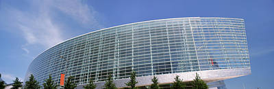 Tulsa Photograph - View Of The Bok Center, Tulsa by Panoramic Images