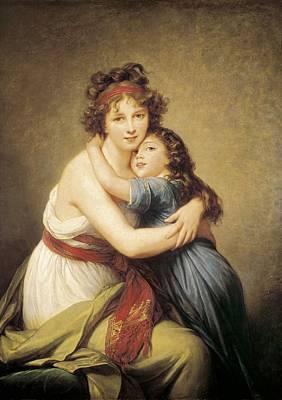 Madame Photograph - Vigee-lebrun, Elisabeth 1755-1842 by Everett