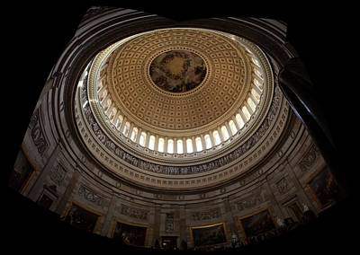 Washingtondc Photograph - Washington Dc - Us Capitol - 01137 by DC Photographer