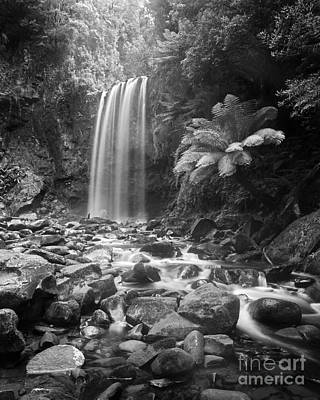 Waterfall 09 Print by Colin and Linda McKie