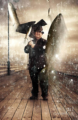 Gentleman Photograph - Weather Of Abundance by Jorgo Photography - Wall Art Gallery