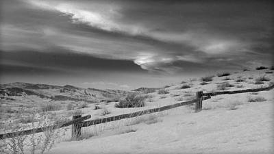 Thermopolis Photograph - Western Glory.. by Al  Swasey