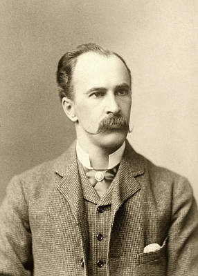 1880s Photograph - William Osler by National Library Of Medicine