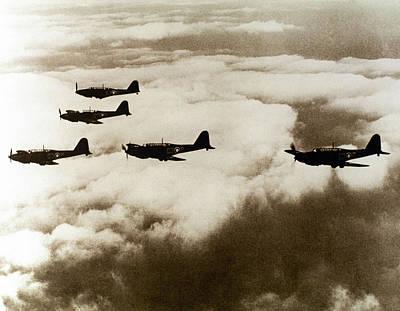 Spitfire Photograph - World War II (1939-1945 by Prisma Archivo