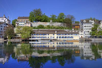 Switzerland Photograph - Zurich by Joana Kruse