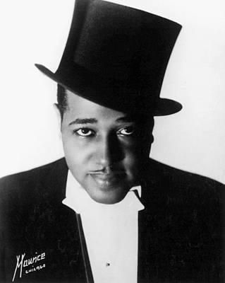 Jazz Pianist Photograph - Duke Ellington (1899-1974) by Granger