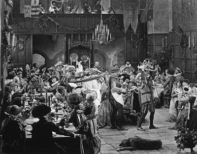 Dining Hall Photograph - Film Still: Eating & Drinking by Granger