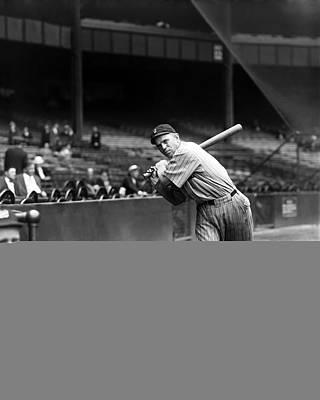 Joseph Photograph - Joseph W. Joe Sewell by Retro Images Archive