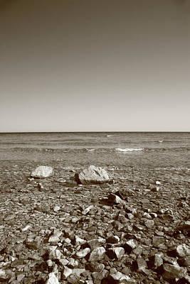 Lake Huron Print by Frank Romeo
