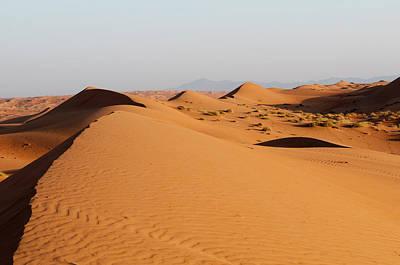 Sergio Photograph - Wahiba Sands Desert, Oman by Sergio Pitamitz