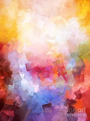 Zen Digital Art - 1000 Pieces by Lutz Baar