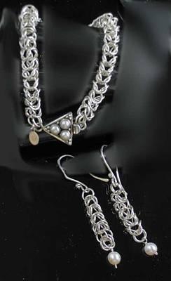 Sterling Silver Bracelet Jewelry - 1046 Foxtail by Dianne Brooks