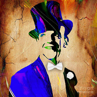 Dance Mixed Media - Fred Astaire Collection by Marvin Blaine