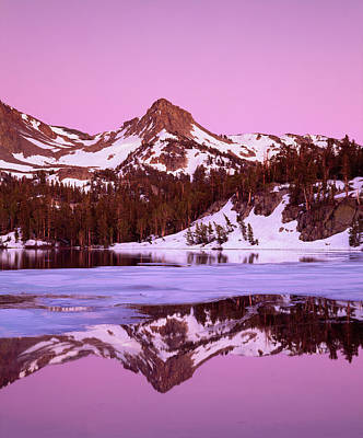 High Sierra Photograph - Usa, California, Sierra Nevada by Jaynes Gallery