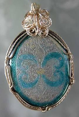 14k Jewelry - 1190 Victoriana by Dianne Brooks
