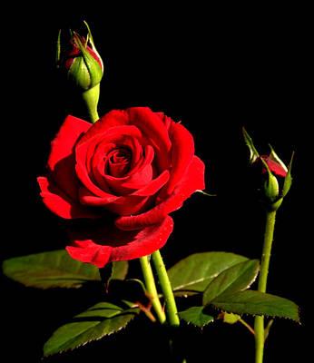 Be My Valentine Original by Aron Chervin