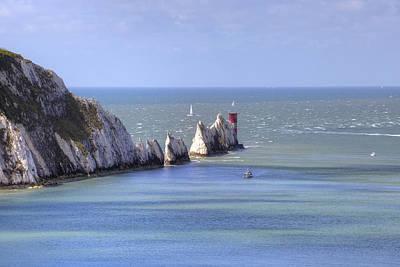 Isle Of Wight Print by Joana Kruse