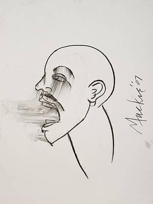 Untitled Print by Deryl Daniel Mackie