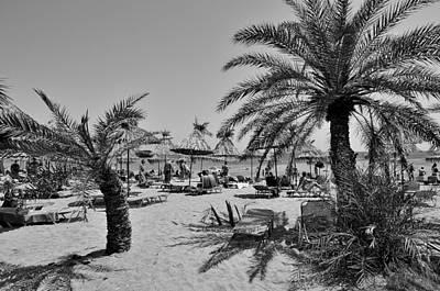 Umbrellas Photograph - Vai Beach by George Atsametakis
