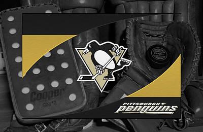 Hockey Photograph - Pittsburgh Penguins by Joe Hamilton