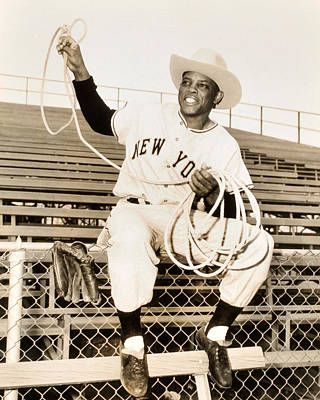 Willie Mays Print by Retro Images Archive