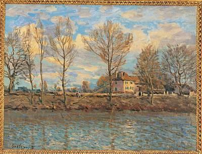 France, Ile De France, Paris, Muse Print by Everett