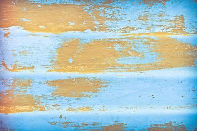 Metal Background Print by Tom Gowanlock