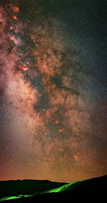 Milky Way Print by Babak Tafreshi