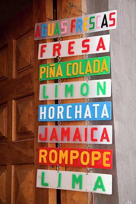 Sorbet Photograph - North America, Mexico, Guanajuato by John and Lisa Merrill