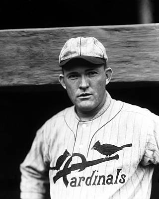 Rogers Hornsby Print by Retro Images Archive