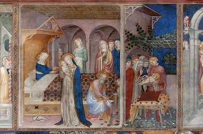 St Elizabeth Photograph - Italy, Marche, Pesaro Urbino, Urbino by Everett