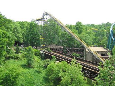 Loch Photograph - Busch Gardens - 12121 by DC Photographer