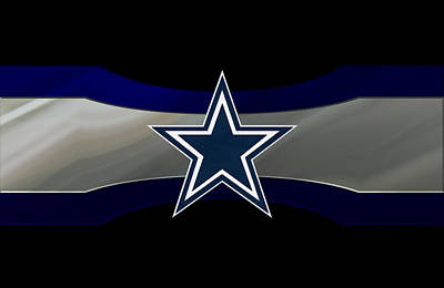 Nfl Photograph - Dallas Cowboys by Joe Hamilton