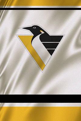 Pittsburgh Penguins Print by Joe Hamilton