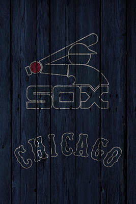Chicago White Sox Print by Joe Hamilton