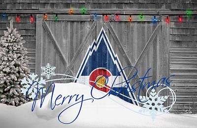 Colorado Christmas Photograph - Colorado Rockies by Joe Hamilton